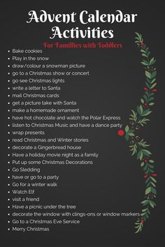 Advent calendar activities for families with toddlers toddler advent activities how to teach Advent to your kids crafts and activities for children in advent season preparing for the holidays Christmas winter fun Winter Christmas, Christmas Time, Winter Fun, Christmas Tables, Nordic Christmas, Modern Christmas, Christmas Calendar, Christmas Advent Ideas, Christmas Projects
