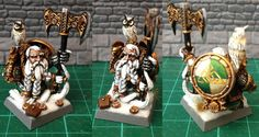 Kharadron Overlords, Warhammer Dwarfs, Dragon Rpg, Space Wolves, Warhammer Fantasy, Character Concept, Dungeons And Dragons, Old World, Medieval