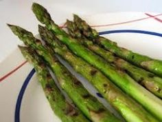 Steamed Asparagus in Garlic Infused Olive Oil Recipe
