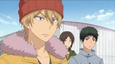 Can't get enough of him.. #Kisshimnotme #Nanashima Manga Love, Anime Love, Me Anime, Anime Guys, Koi, Kiss Him Not Me, Otaku, Boys Beanie, Sweet Soul