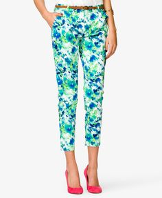 Womens jeans, trousers, shorts and skirt | shop online | Forever 21 - 2021839464