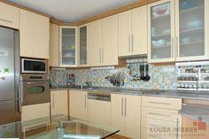 Kuchyň panelák - Kuchyně na míru - kuchyňské linky – fotogalerie