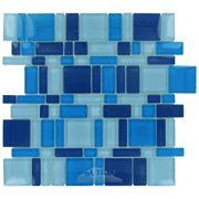 Stellar Tile | STE-GITAMGCE | Celeste | Tile > Glass Tile