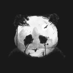kungfu panda is a T Shirt designed by rejagalu to illustrate your life and is available at Design By Humans Panda Love, Cute Panda, Panda Panda, Illustrations, Illustration Art, Tatto Love, Panda Drawing, Panda Wallpapers, Kung Fu Panda