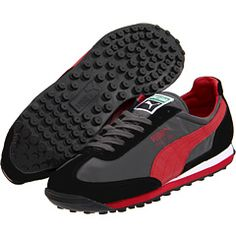 Perhaps these are the ladies version? // Puma, burgundy/black