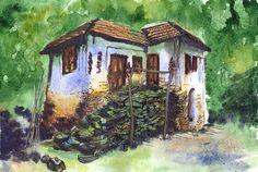 Old House by erzsebet-beast.deviantart.com on @deviantART