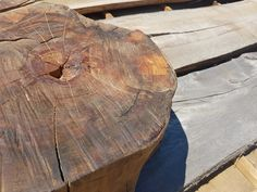 berkenye rönk Natural Wood Furniture, Rustic Furniture, Loft Style, Industrial Loft, Wabi Sabi, Fa, Diy Ideas, Design, Craft Ideas