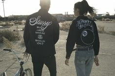 Lookbook Stussy - womens collection (Spring/Summer 2014)