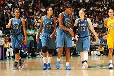 The A-Team. Minnesota Lynx.