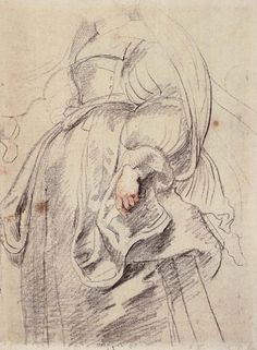 Peter Paul Rubens - Sketch