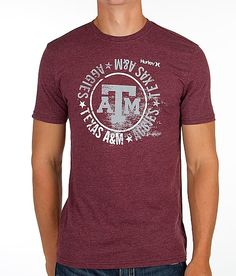 sneakers for cheap 4a6e5 0e8bf Hurley Texas A M T-Shirt - Men s T-Shirts in Maroon Heather   Buckle