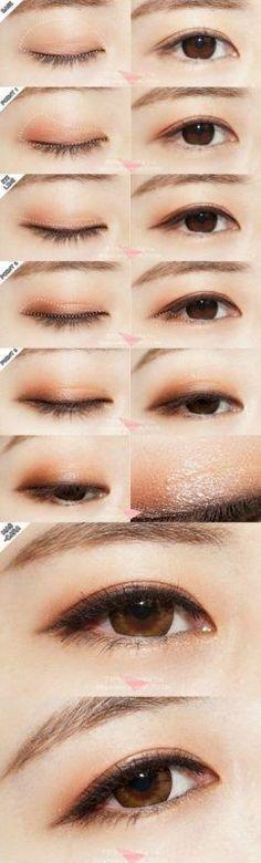 52 Trendy Party Make-up Tutorial Schönheits-Hacks – … - Makeup Tutorial African American Asian Make Up, Korean Make Up, Eye Make Up, Makeup Korean Style, Korean Eye Makeup, Korean Beauty, Makeup Style, Skin Makeup, Makeup Eyeshadow