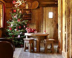 Selbst genähte Baumanhänger - Geschenke basteln zu Weihnachten 1 - [LIVING AT HOME]