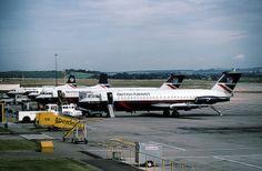 G-BBME BAC-111-401AK British Airways