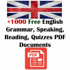English Grammar PDF Materials Many English Grammar PDF Documents, Notes, Exercises, Quizzes with Answers and etc… For Speaking, Reading PDF Materials Click Here For English Exercises, Quizzes, Tests PDF Materials Click Here This content will be constantly updated. Oxford Guide to English Grammar Free English Grammar English Grammar Secrets Tense Table in PDF Modal Verbs Passive …