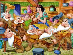seven dwarfs names | Day of Snow White and the Seven Dwarfs