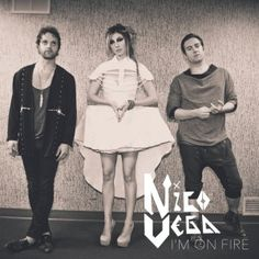 Nico Vega isn't a person, despite a name that sounds like a cool hippie chick from the or so. It's a band, fronted by Aja Volkman, the doe-eyed, stylin' wife of Imagine Dragons' singer Dan Reynolds. Aja Volkman, Dan Reynolds, Doe Eyes, Hippie Chick, Imagine Dragons, Singer, Band, Music, 1960s