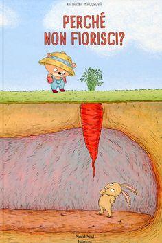 Perché non fiorisci? La carota