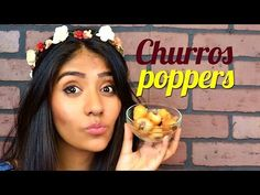 CHURROS POPPERS RELLENOS | MUSAS - YouTube