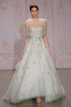 Monique Lhuillier Bridal Collection Autumn 2015