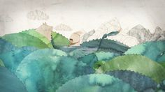 Animated Music Video for Australian Artist Sarah Blasko  Illustration + Concept: Celeste Potter Animation + Compositing: Cameron Gough Audio: Sarah Blasko