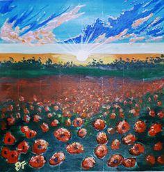 Artist, Artwork, Nature, Painting, Work Of Art, Painting Art, Paintings, Nature Illustration, Painted Canvas