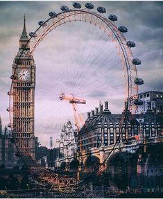 Travel to London with Must Go Travel mustgo.com/ #... - #london #mustgocom #Travel