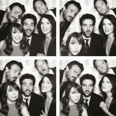 The amazing cast