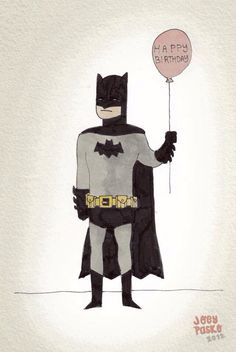 Batman cumpleañero