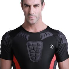 Ty Safe Guard Padded Compression Sports