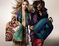 Per l'A/I 2014-15 Burberry presenta una linea di borse chiamate The Bloomsbury, decorate da motivi floreali dipinti a mano e fantasie vintage. http://www.stilemagazine.it/bloomsbury-borsa-burberry-autunno-inverno-2014-15/