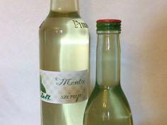 Mentaszirup Mojito, Lime, Drinks, Bottle, Blog, Mint, Limes, Flask, Drink