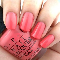 OPI Summer 2017 California Dreaming Collection | Time for A Napa: Review and Swatches