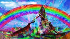 pyramid head rainbow