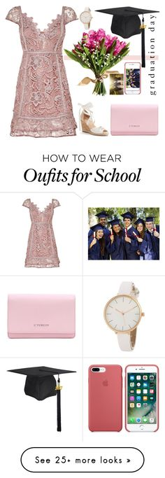 """""""High School Graduation"""" by elfinaaisyahra on Polyvore featuring Givenchy"""