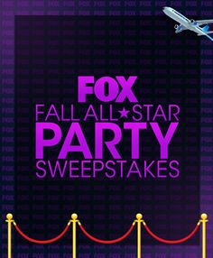 Fox.com is organizing the FOX Fall All-Star Sweepstakes and is giving away the chance to win a trip to Los Angeles! If you want to win this amazing trip all you have to do is just enter this contest now.