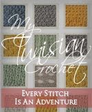 Great tunisian crochet site with stitches and links to free patterns