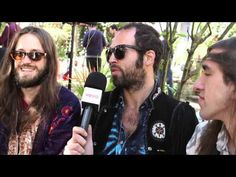 Crystal Fighters speak to VEVO at TGE13 as part of Summer Six