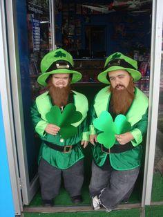The irish fat midget express