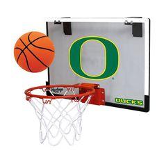 Oregon Ducks Game On Hoop Set, Multicolor
