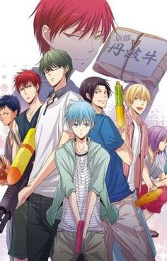 #wattpad #fanfiction A collection of short stories about the character of Kuroko no Basket!