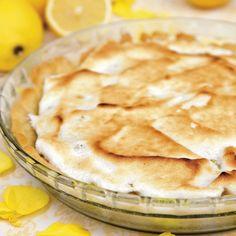 Får vi fresta med en härligt god citronpaj? Swedish Recipes, Apple Pie, Sweets, Desserts, Food, Tailgate Desserts, Deserts, Goodies, Meals