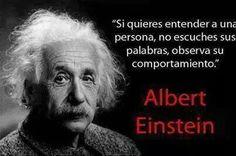 Albert Einstein. ..