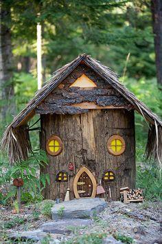 backyard hobbit house - Google Search
