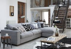 Home - Het Kabinet Eclectic Taste, Home And Living, Living Area, Modern Farmhouse, Love Seat, New Homes, Bob, Couch, Contemporary