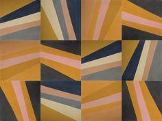 Eleanor Thompson Design Tiles Mosacio Hidraulico Tiles, Encaustic Cement Tiles, Tiles, tile gallery of designs, contacts Wood Patterns, Shape Patterns, Cement Tiles, Soap Company, Creative Industries, Color Inspiration, Arts And Crafts, Retro, Murals