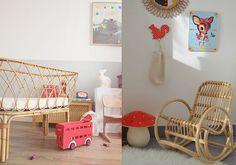 Estilo vintage para el cuarto del bebé - Habitación Bebé - Para bebés - Charhadas.com