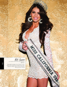 miss california rocking it in our eli dress in white   get yours today www.theholtstore.com Miss California, Lace Painting, Short Dresses, Prom Dresses, Miss Dress, Purple, Pink, White Dress, Nude