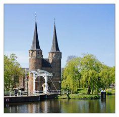 Oosterpoort - Delft, Jižní Holandsko