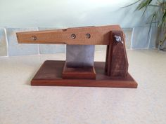 Biltong cutter Biltong, Wood Projects, Cold Cuts, Trays, Woodwind Instrument, Wood Carvings, Wood Working